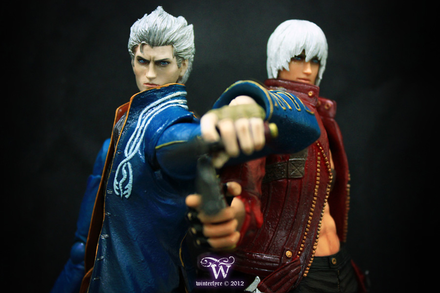 DMC3 Playarts KAI -Jackpot!- by skian-winterfyre