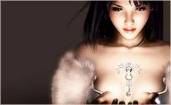 Fantasy girl signature by Sellena19