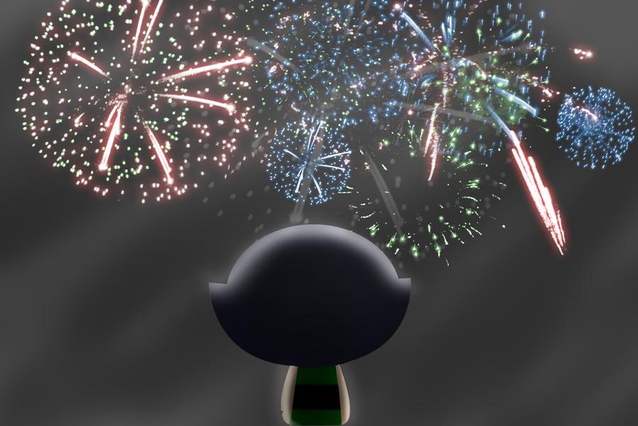 Fireworks by xXBloody-MagicXx