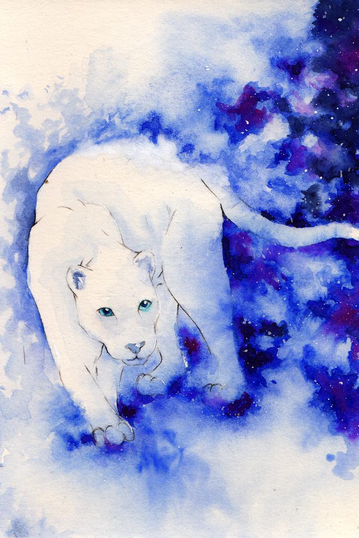 Moonlight Walker by Chayt