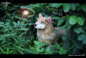 Forest wolf Tam by Flicker-Dolls