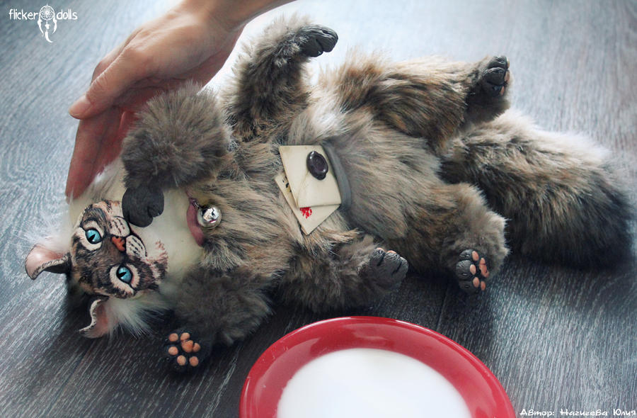 1a91f211631d Amri - cat postman by Flicker-Dolls on DeviantArt