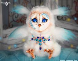 Tiffany Owl by Flicker-Dolls