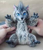 Wolf / Custom by Flicker-Dolls
