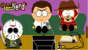 AVGN South Park style