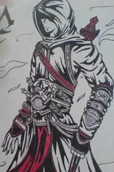 Assassins Creed - Altair by Chuku--x