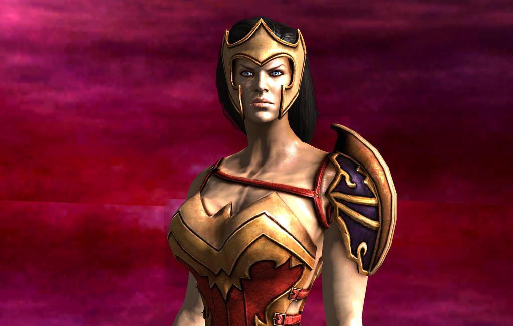injustice gods among us wonder woman by corporacion08 on ...