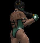 Mortal Kombat deception Jade