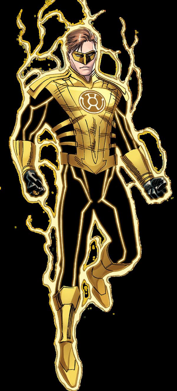 Hal Jordan sinestro corps by corporacion08 on DeviantArt