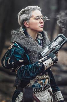 Gunslinger - Percy