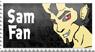 Sam yana stamp by LilithIrina