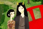 Kanon's parents
