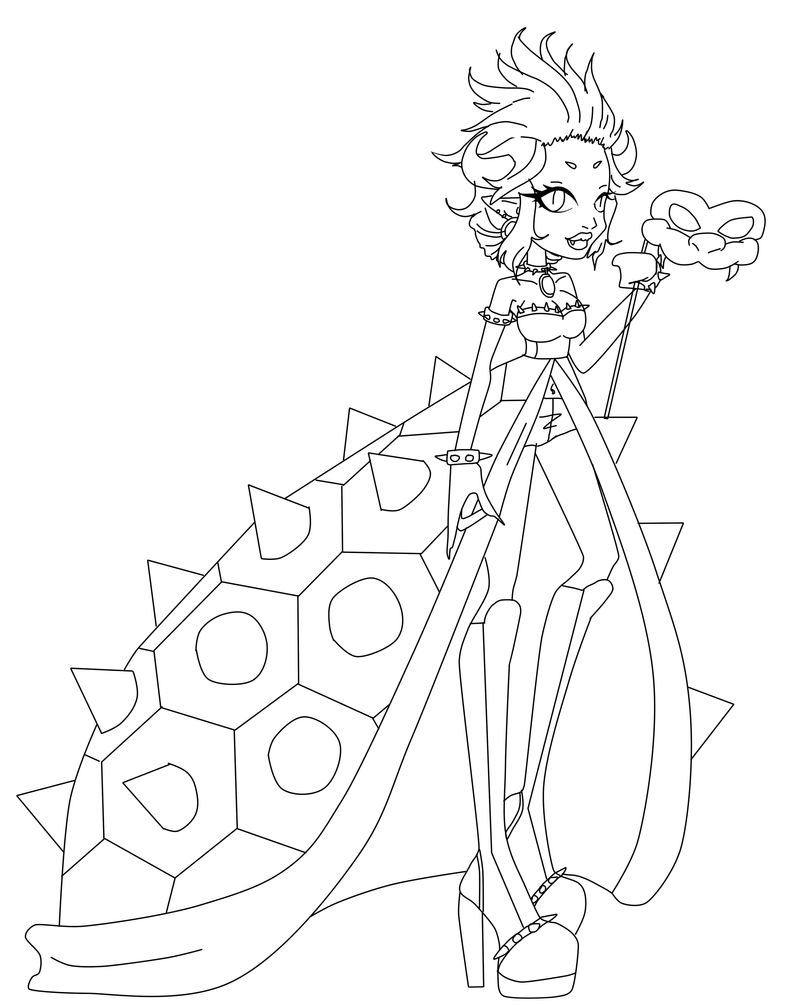 pinkalicious coloring pages to print - photo#19
