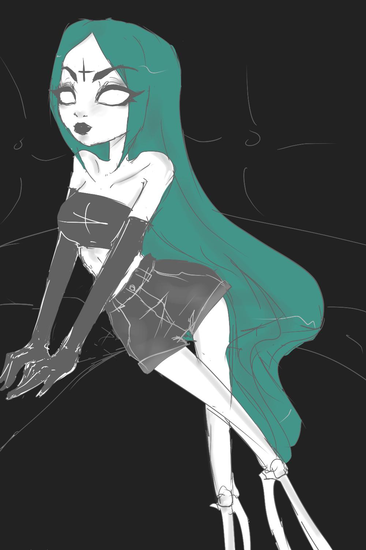 Vanessa by LilithIrina