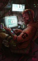 Retro Cyberpunk