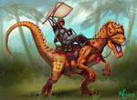 Cyber Dino