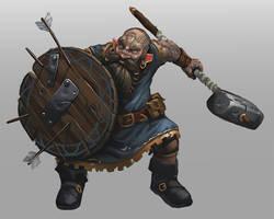 Dwarf by Traaw