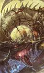 Dragonnier by Traaw