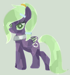 Eternity Crystal Pony