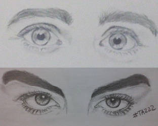 Eye brothers Leto by LillysTazzz