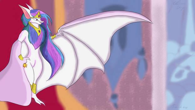 My Little Bat - Princess Celestia