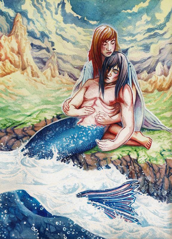 Sea and Land by akdreamweaver