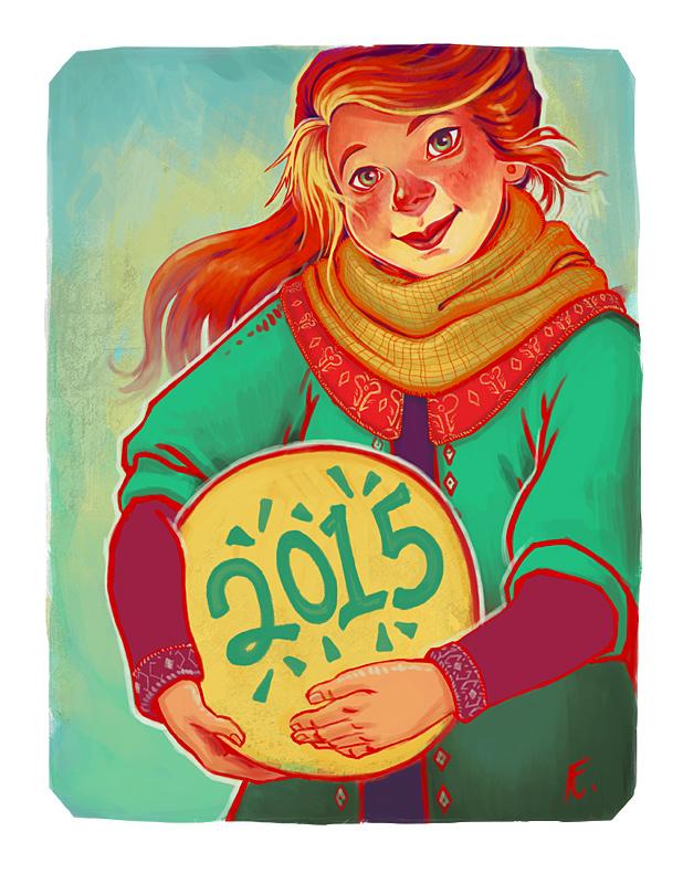 NewYear2015 by audreyfry