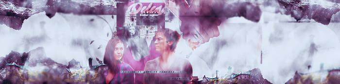 ~ Delena header #ordered