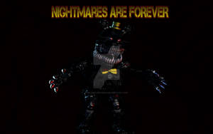 Nightmares Are FOREVER
