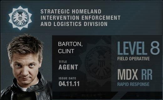 Clint Barton, S.H.I.E.L.D. by aD-1990