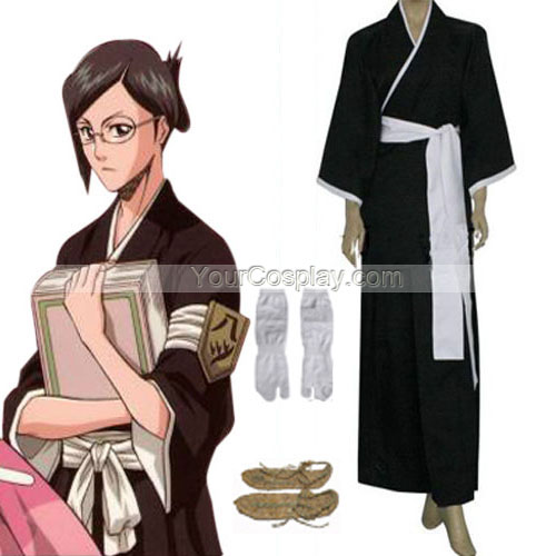 Bleach 8th Division Lieutenant Ise Nanao Cosplay C By Ajdv