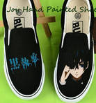 Black Butler Anime Shoes
