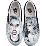Lady Gaga Vans by ajdv