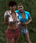 Girlfriends Best Friends 6