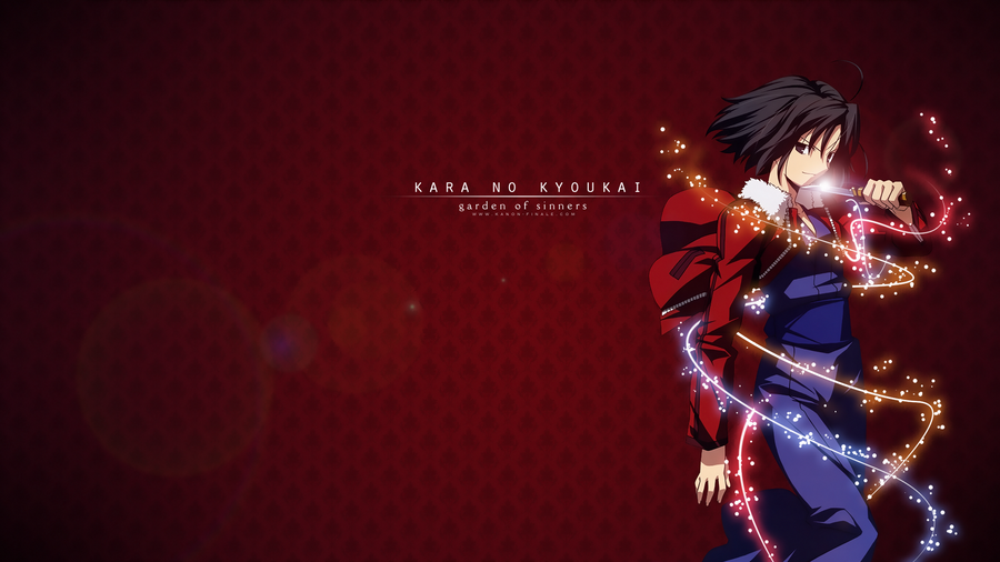 Garden of sinners 1080p by balancekanon on deviantart - Kara no kyoukai the garden of sinners ...