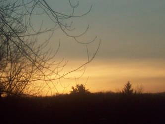 Winter Sky by hitofude