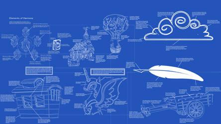 Archer Intro Blueprints