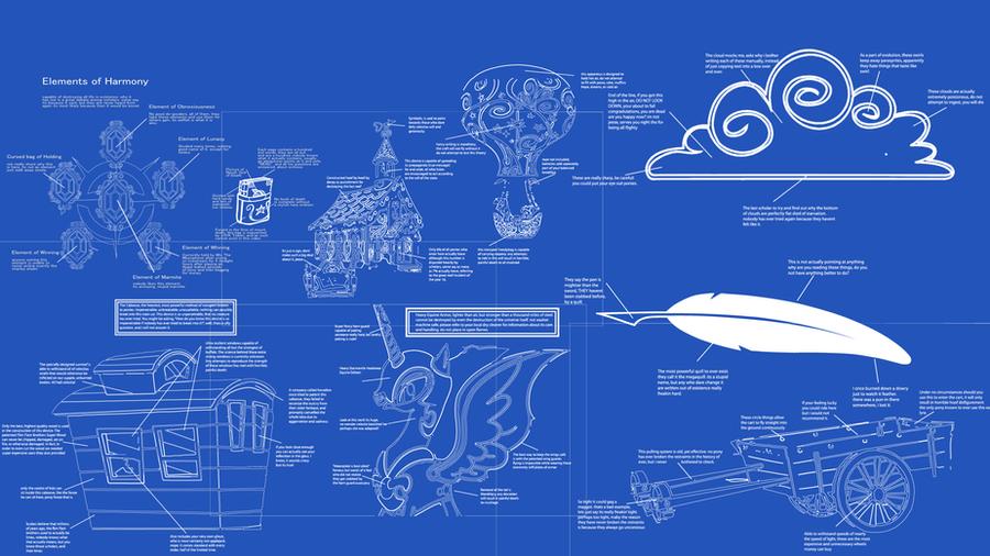 Archer Intro Blueprints by adecoy95