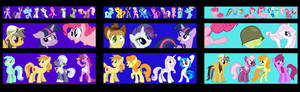Archer Intro Pony Tile
