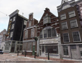 Amsterdam Street by jonm