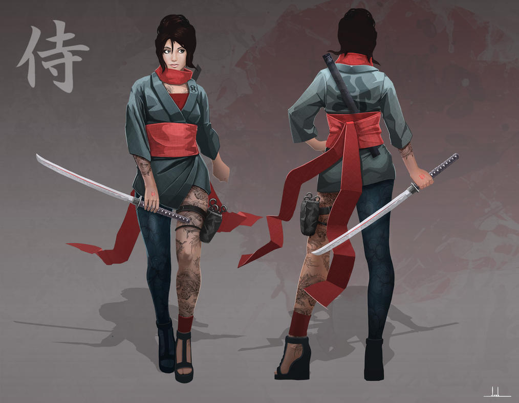 Senju Akane (kitalált karakter)