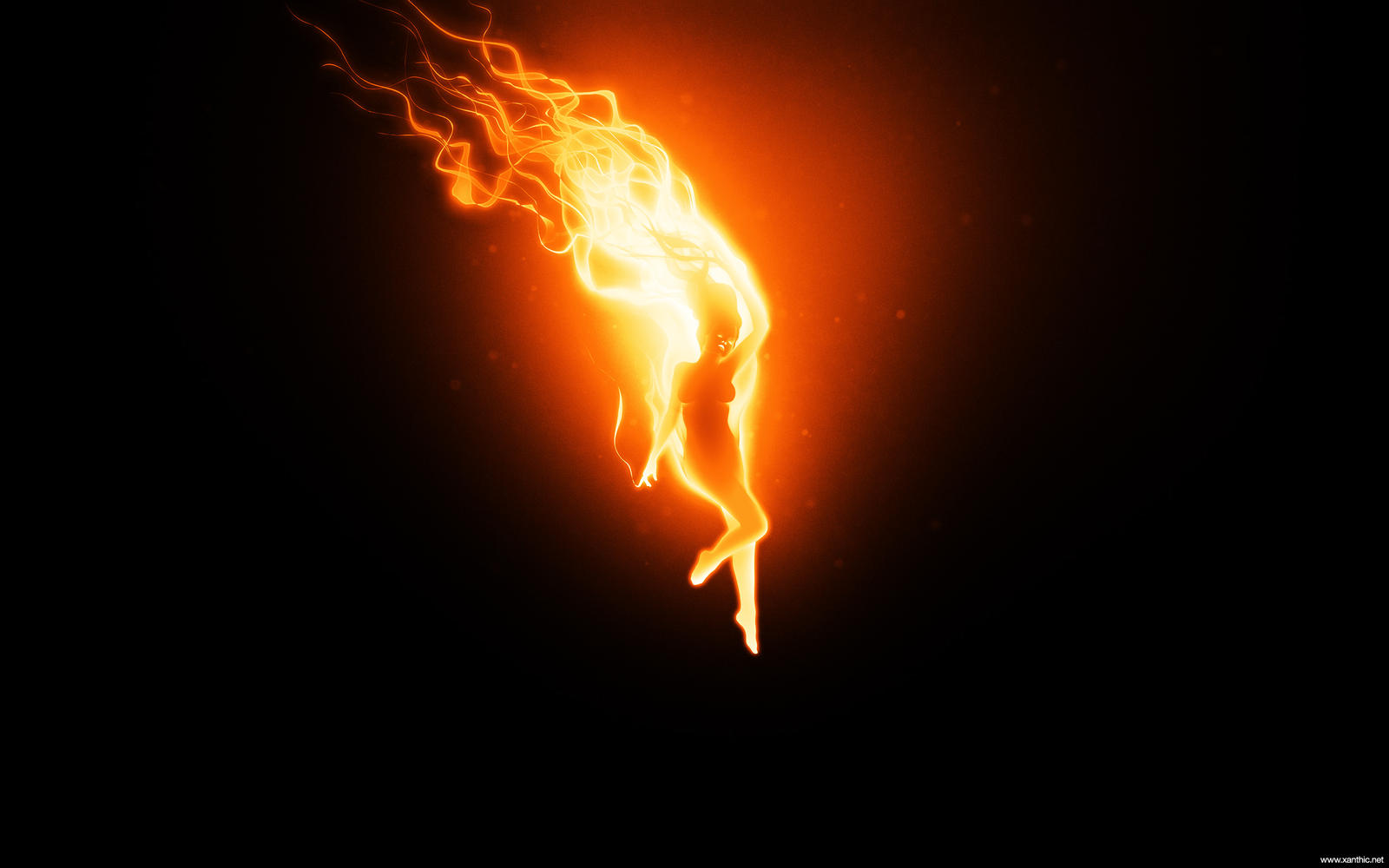 Light and Magic: Fire