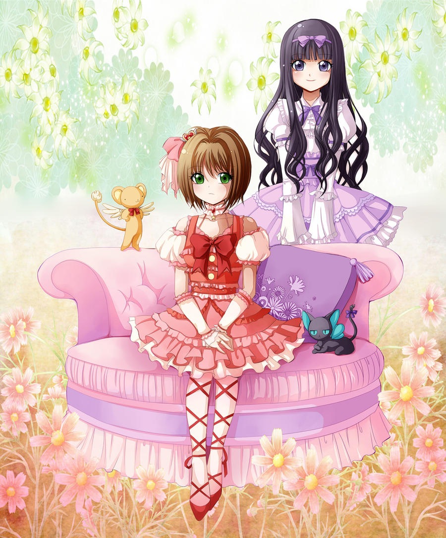 Collaboration: Card Captor Sakura by Rurutia8