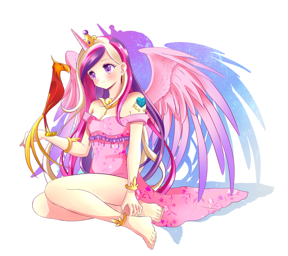 My Little Pony: Princess Cadance by Rurutia8