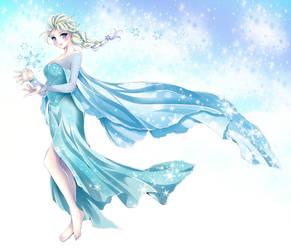 Disney's Frozen: Queen Elsa