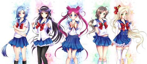 Sailor Moon Next Generation