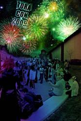 The Beginning of Tora-Con 2009 by DJKitty579
