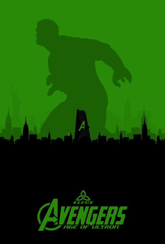 Avengers Age Of Ultron Logo Vector