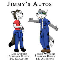 Jimmy's Autos WIP by Whatupwidat