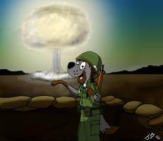 Operation Desert Rock by Whatupwidat